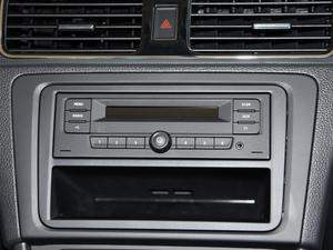 2018款1.4L 手动标准版 音响调节