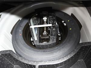 2018款1.4L 手动标准版 备胎