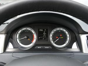 2018款1.6L 自动舒适版 仪表