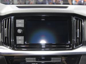 2018款1.5L 自动标准版 中控区