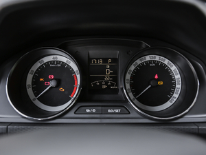 2018款1.5L 自动舒适版 仪表