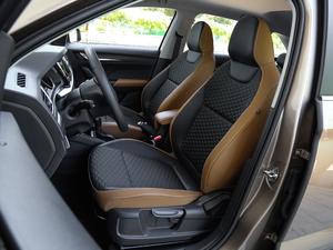 2018款1.5L 自动舒适版 前排座椅