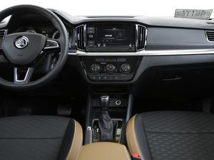 2018款1.5L 自动舒适版 中控台
