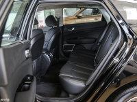 空间座椅起亚K5混动后排空间