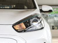 细节外观起亚KX3 EV头灯