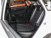 空间座椅起亚KX3 EV后排座椅