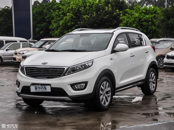 首页 乌鲁木齐车市 车市动向 国产起亚全新kx5将于广州车展国内首发