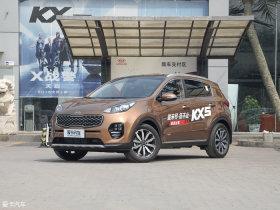 2016款起亚KX5