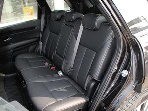 2017款2.0L T-GDI 自动四驱LUX 后排座椅
