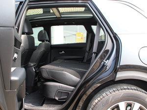 2017款2.0L T-GDI 自动四驱LUX 后排座椅放倒