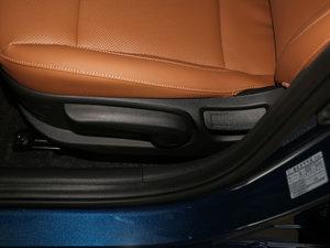 2017款1.4L AT GLS 座椅调节