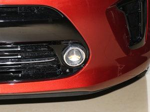 2017款1.4L 自动Deluxe 雾灯