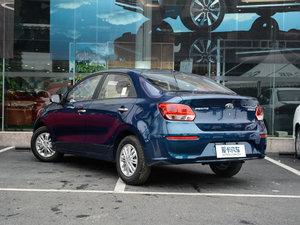 2017款1.4L 自动Deluxe 后侧45度