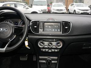 2017款1.4L 自动Deluxe 中控台