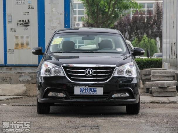 【2014款东风风神A60】-东风风神A60 1.5L车型上市 售7.98万元