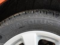 细节外观风神E30轮胎品牌