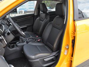 2017款1.6L 手动潮悦型 前排座椅