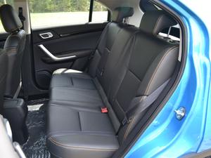 2017款1.6L 手动潮悦型 后排座椅