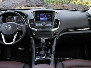 2018款1.6T 自动豪华型 中控台