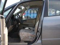空间座椅天语SX4三厢前排空间