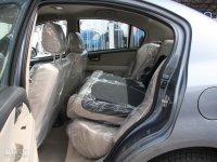 空间座椅天语SX4三厢后排空间