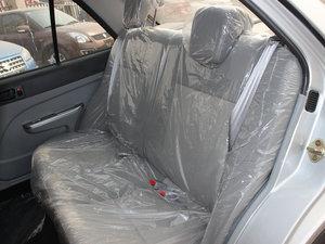2012款1.3L 手动舒适版 后排座椅