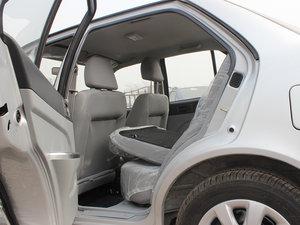 2012款1.3L 手动舒适版 后排座椅放倒