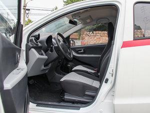 2015款1.0L 自动限定版 前排空间