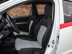 2015款1.0L 自动限定版 前排座椅