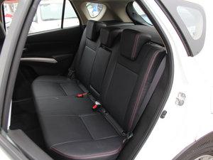 2015款1.6L 手动精英型 两驱 后排座椅