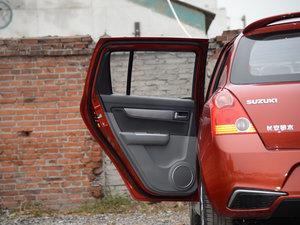 2016款1.5L 手动时尚型 后车门