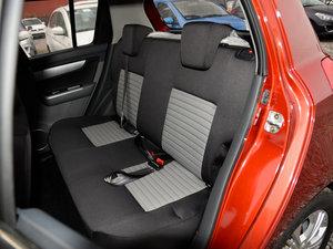 2016款1.5L 手动时尚型 后排座椅