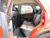 空间座椅天语SX4两厢后排空间