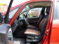 空间座椅天语SX4两厢前排空间