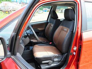 2016款1.6L 自动经典版 前排座椅