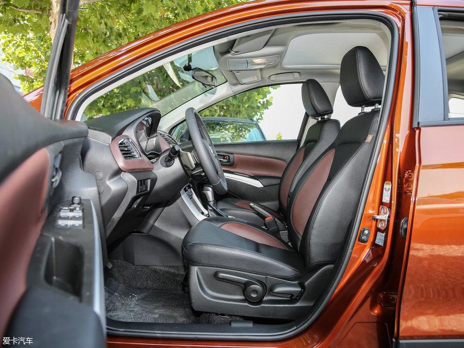 2017款骁途1.6L CVT都市进取型