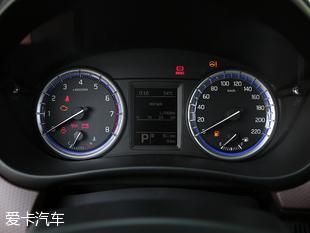长安铃木2017款骁途