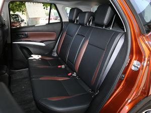 2017款1.6L 手动都市进取型 后排座椅