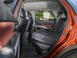 2017款1.6L 手动都市进取型 后排座椅放倒