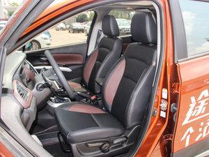 2017款1.4T 自动都市尊享型 4WD 前排座椅