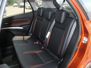 2017款1.4T 自动都市尊享型 4WD 后排座椅