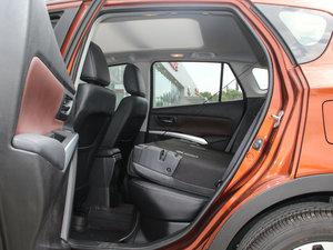 2017款1.4T 自动都市尊享型 4WD 后排座椅放倒