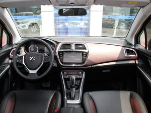 2017款1.4T 自动都市尊享型 4WD 全景内饰