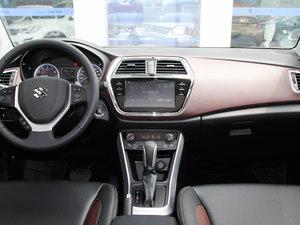 2017款1.4T 自动都市尊享型 4WD 中控台