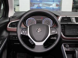 2017款1.4T 自动都市尊享型 4WD 方向盘