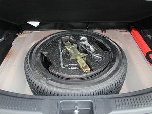 2017款1.4T 自动都市尊享型 4WD 备胎