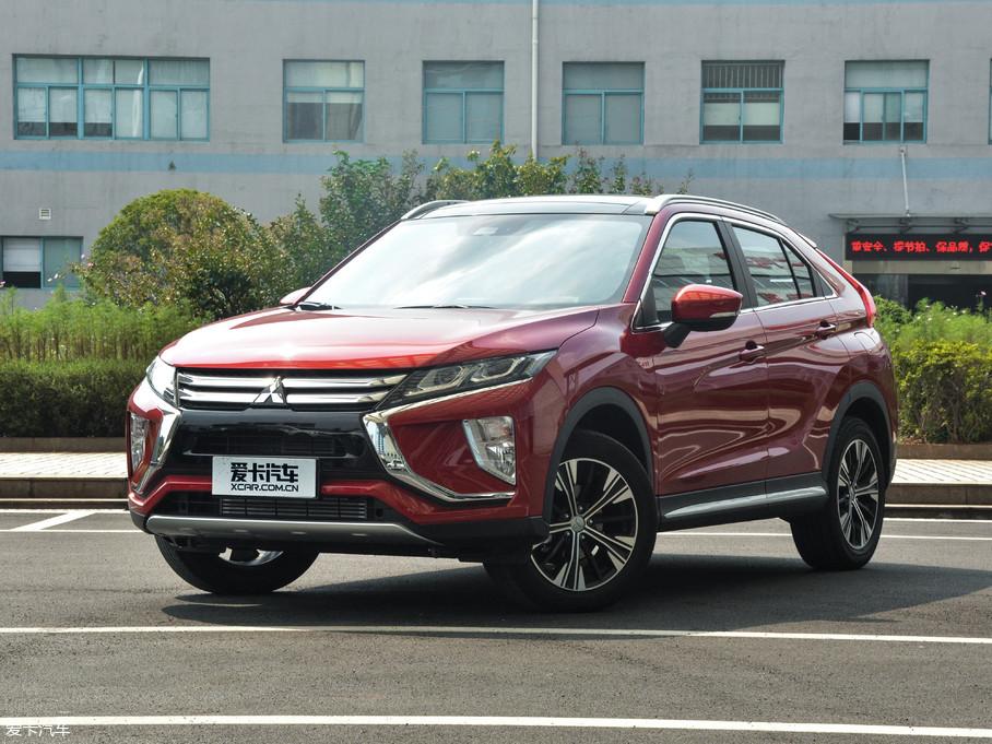 2019款奕歌1.5T CVT四驱真我版