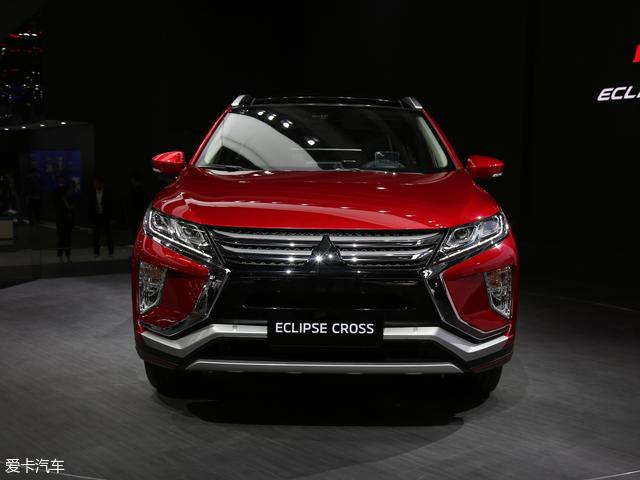 无奈目前在售的主力车型广汽三菱欧蓝德和劲炫asx诞生年代较为久远图片