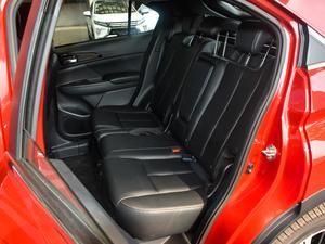 2019款1.5T CVT四驱真我版 后排座椅