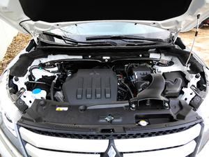 2019款1.5T CVT两驱无畏版 发动机